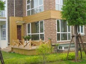 张家界永定室外生态木墙板安装做法