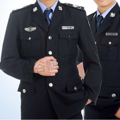 温州苍南县城管监察标志服做工精细