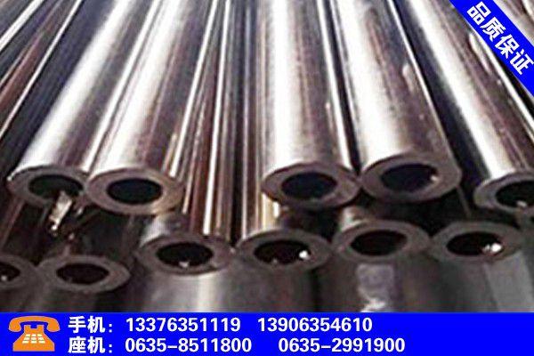 泰州精密钢管价格发展必然