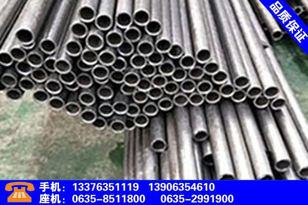 河南冷轧精密钢管企业产品
