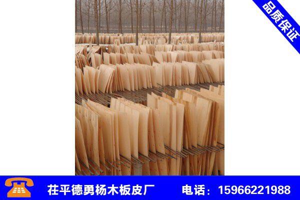 运城多层杨木板生产怎么选择