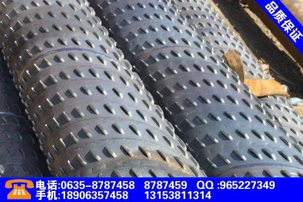 山西临汾井壁管规格品质检验报告