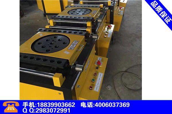 湛江赤坎電動鋼筋彎曲機產品發展趨勢和新興