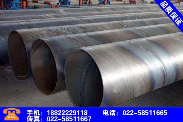 河南鹤壁QB螺旋钢管充满机遇