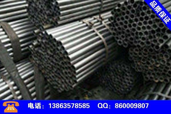 武汉东西湖无缝钢管厂家产品的生产与功能