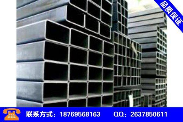 广州大口径无缝方管品牌战略是提高竞争力的