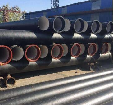 黑河離心球墨鑄鐵管用生鐵標準專業生產銷售