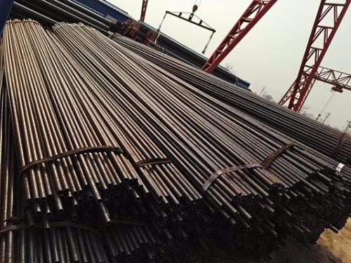 北海精密无缝钢管焊接管重量较轻