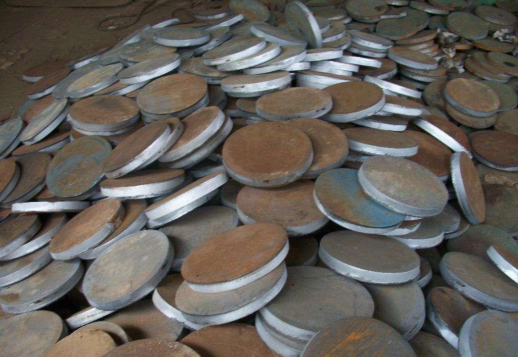 山南地區法蘭盤重量表產品應用