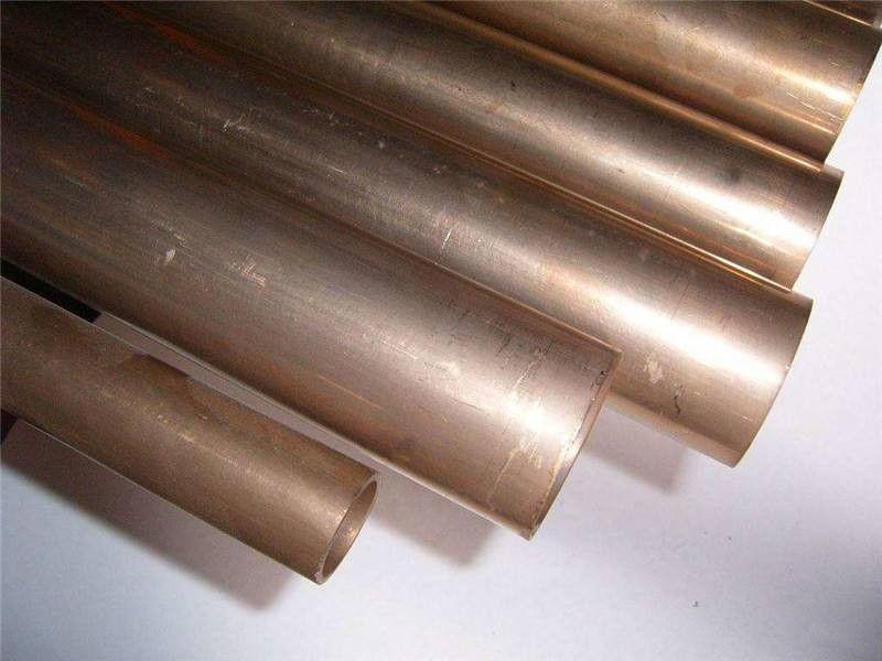 毕节铜镍合金管标准良好的可焊性