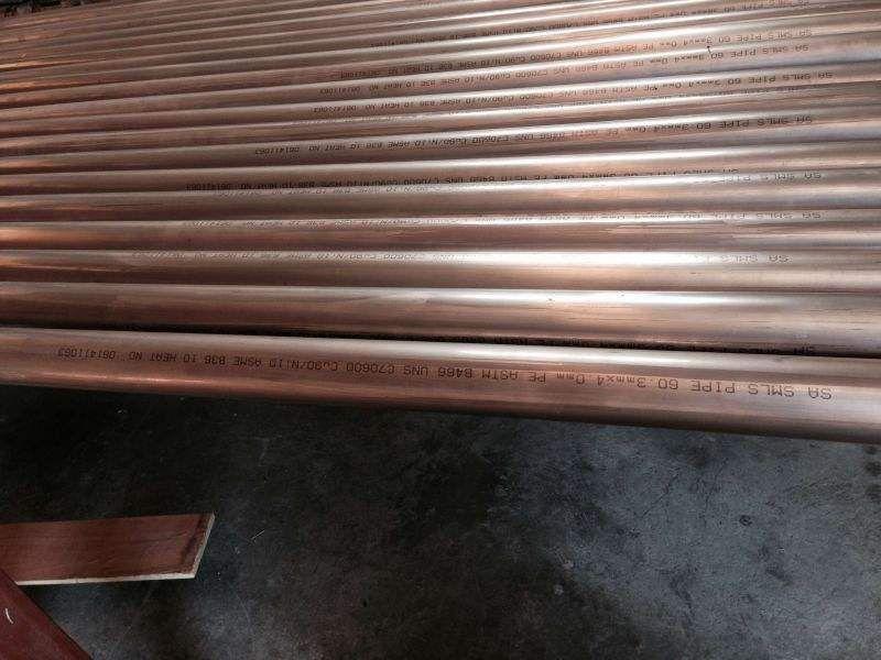 咸阳三原铜管22是直管还是盘管价格低