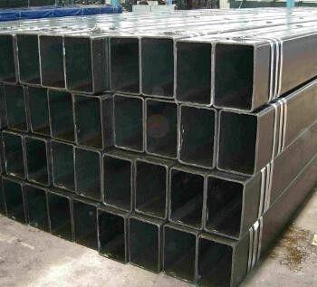 肇庆市怀集县S275JR方管出口种类规格