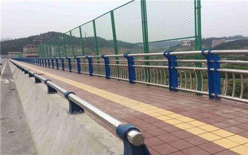 湘西土家族苗族自治州不锈钢复合管护栏批发