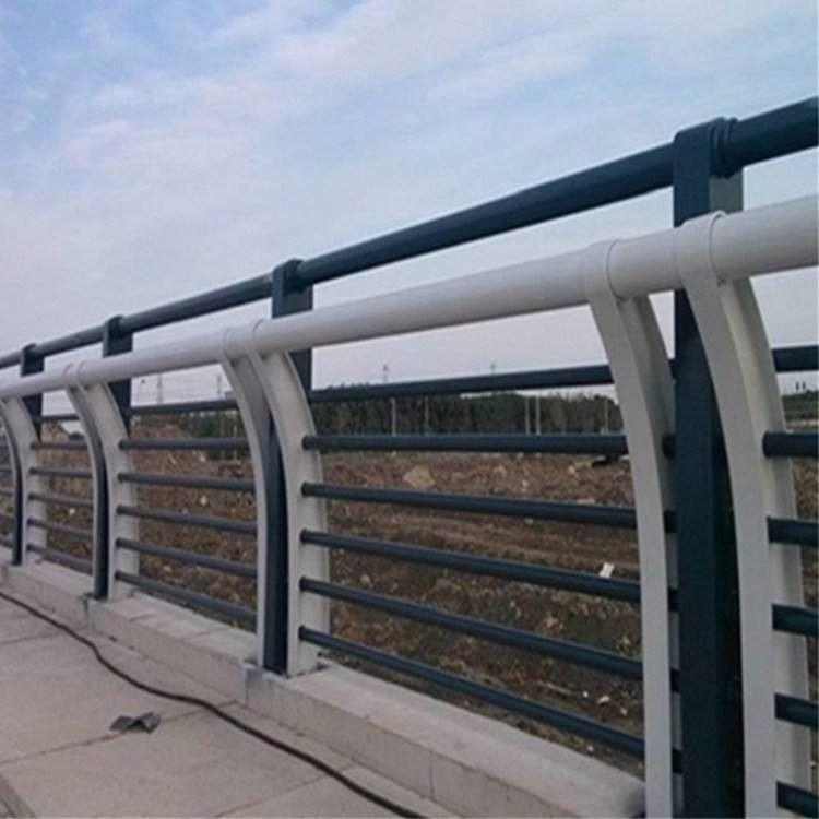 天水优质复合管栏杆厂家直销