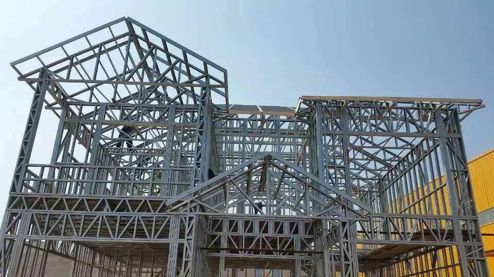 大理白族自治州轻钢别墅建造质量好