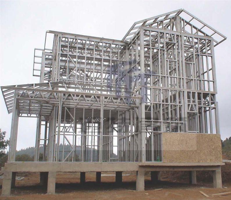 南京六合别墅龙骨加工设备专业设计生产