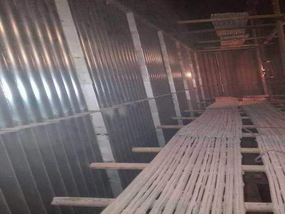 大理白族自治州鍋爐水冷壁防磨梳形導流板施