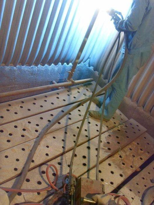 包头防磨导流板装置厂家专业施工