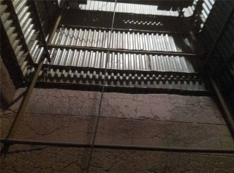 银川水冷壁喷涂广泛应用