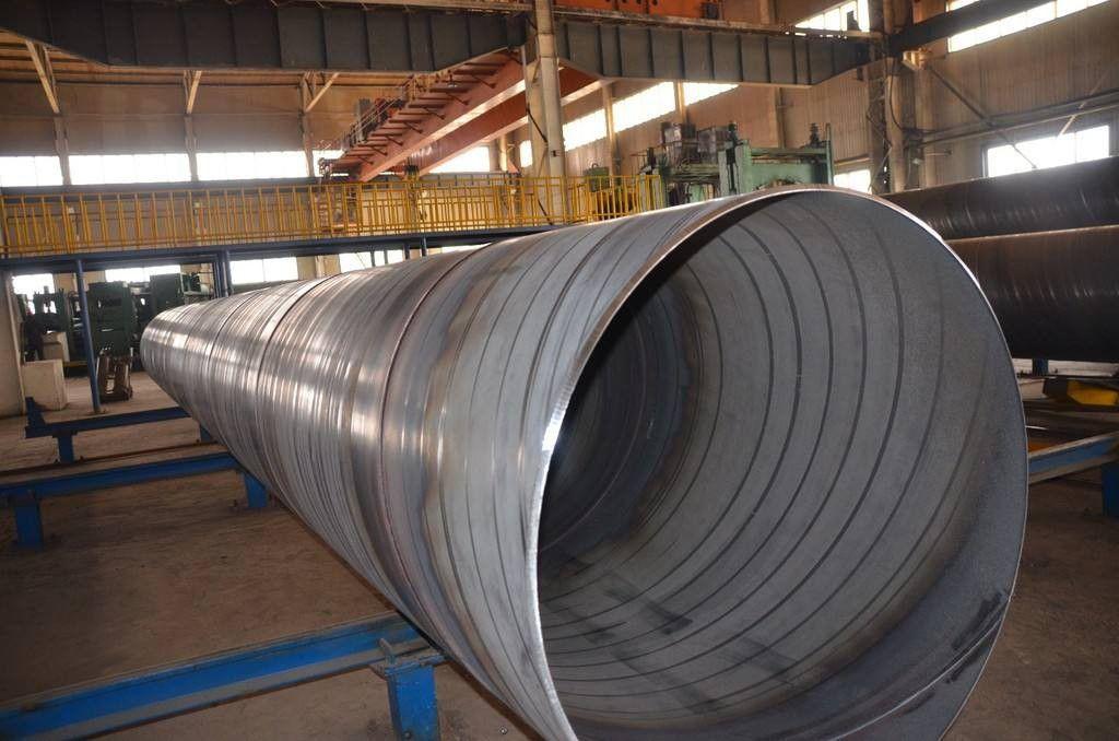 銅仁貴州螺旋鋼管材質齊全