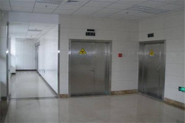 黄冈市团风县防辐射铅门厂家地址安装维修