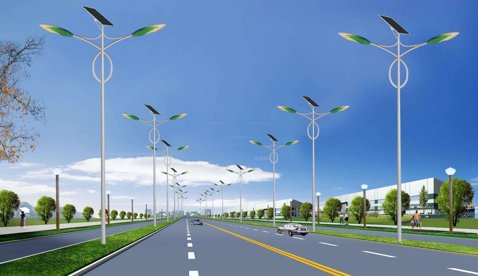 郴州电子课程设计太阳能路灯工作原理