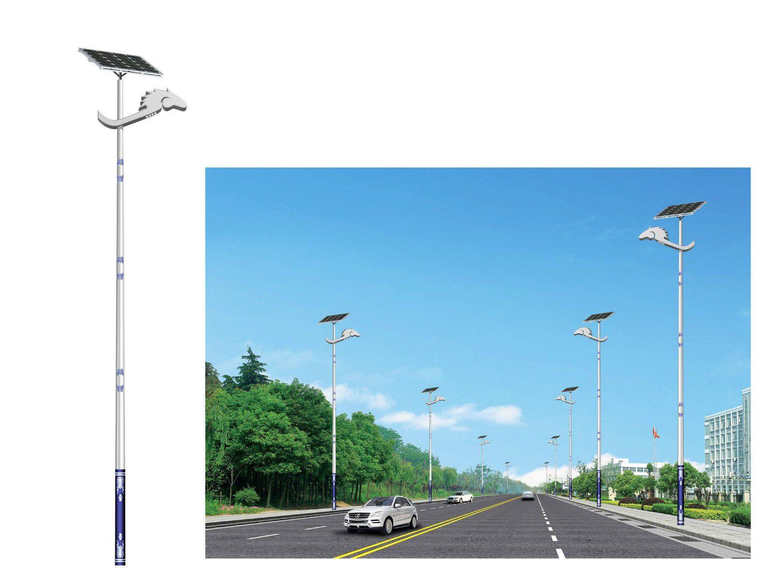 榆林太阳能路灯建设实施方案技术优势