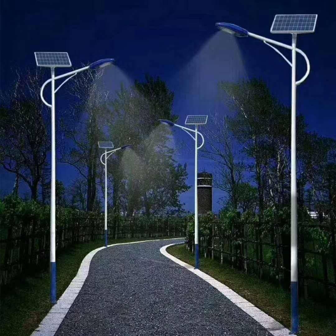 四川省广元市青川县电子课程设计太阳能路灯