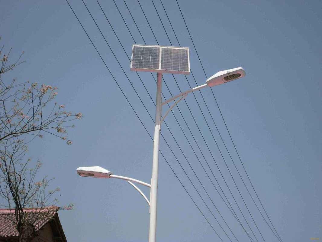 四川省自贡市富顺县太阳能路灯的应用前景系统组成