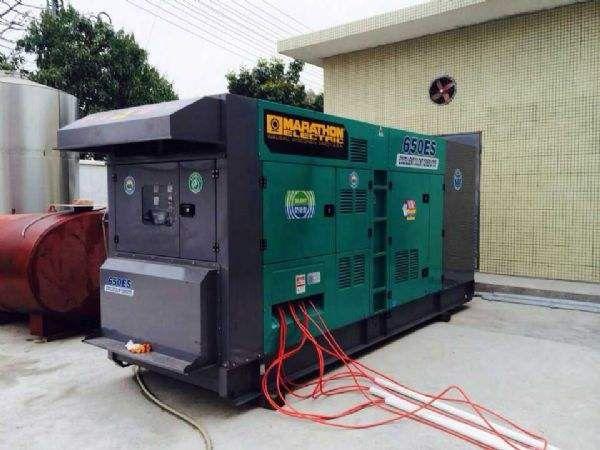 济宁柴油发电机出租价格怎么走