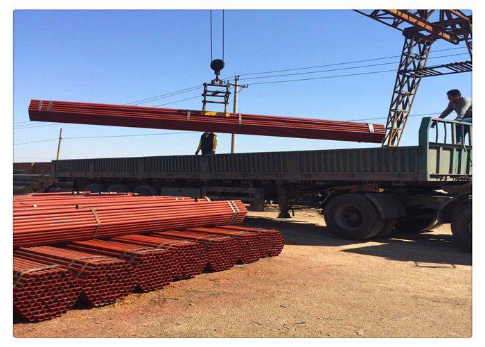 洛阳洛宁县安全防护支架用建筑专用管