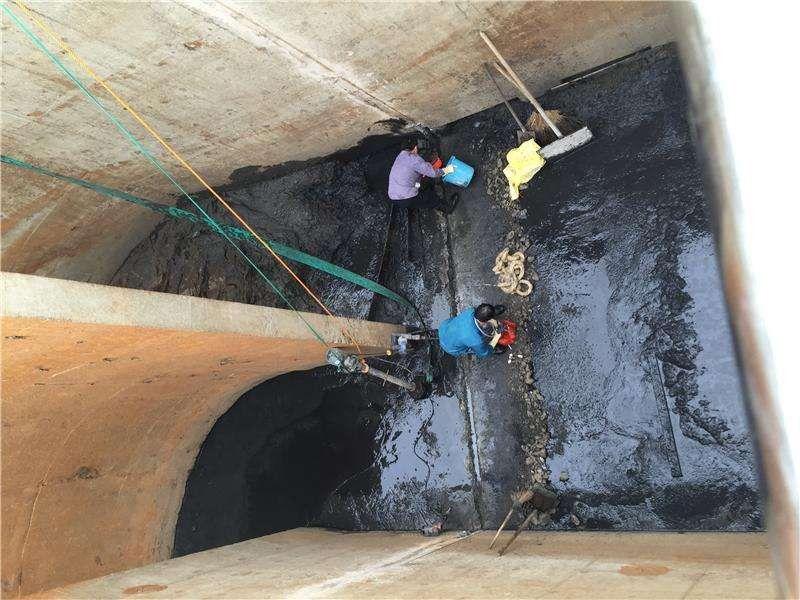 吉林污水池堵漏公司专业的施工队伍