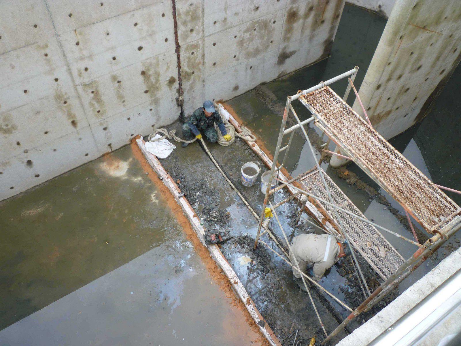 迪庆藏族自治州水池堵漏公司方法