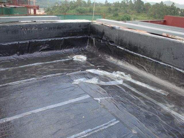 重庆开水池堵漏公司专业的施工队伍