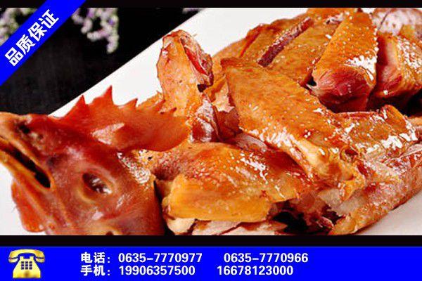 山西忻州神池卤味熟食培训加盟批发基地