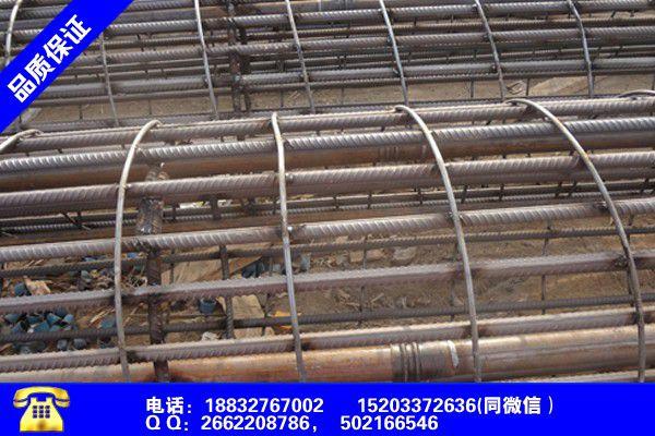 河北邯鄲聲測管規格表正規專業