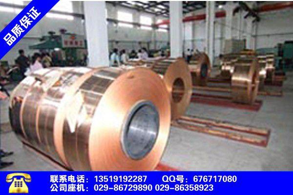 平凉灵台铜板化学成分行业发展契机与方向