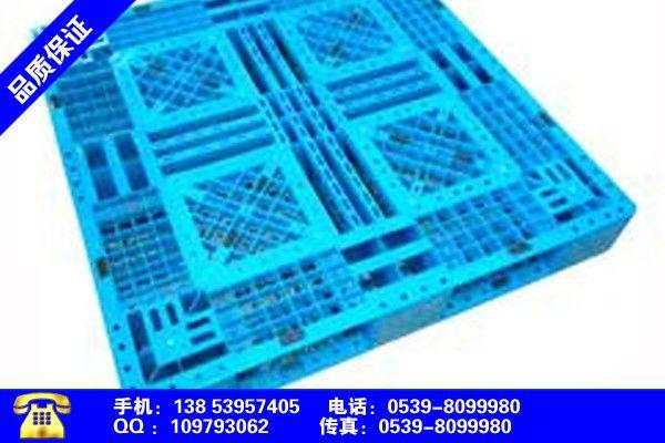 周口鹿邑标准塑料托盘产品使用不可少的常识