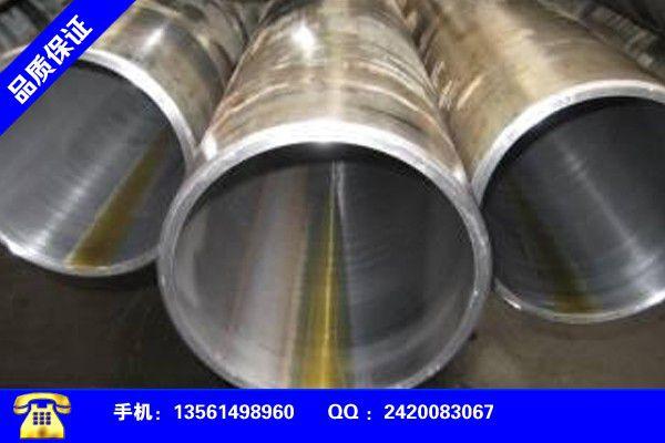 枣庄峄城316不锈钢绗磨管实体生产企业