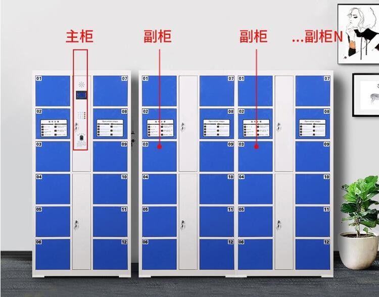 重庆武隆县南京电子存包柜超市电子存包柜价格