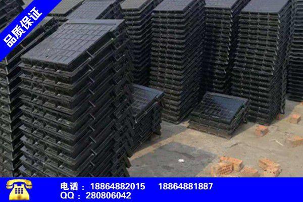 肇庆端州球墨铸铁井盖哪里有行业国际形势