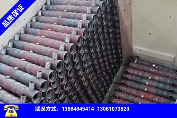 陕西汉中钢筋灌浆套筒专卖