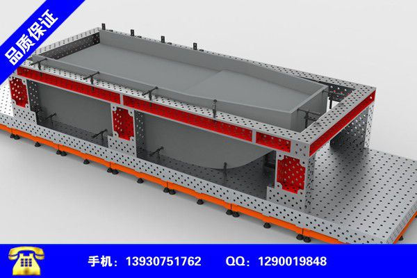 貴州黔西南布依族苗族焊接平臺平板市場潛力