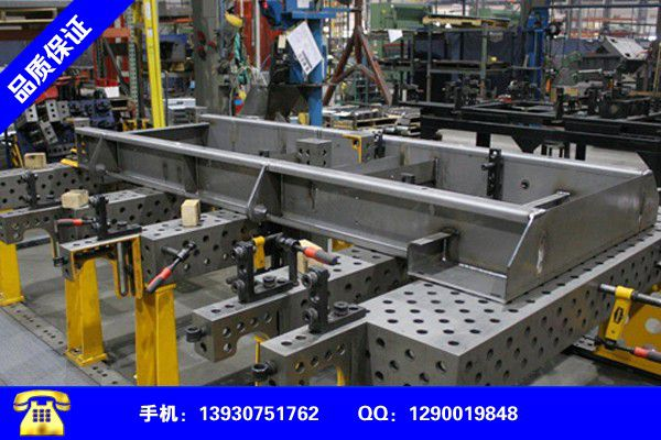 儋州澄迈铸铁焊接平台行业展望