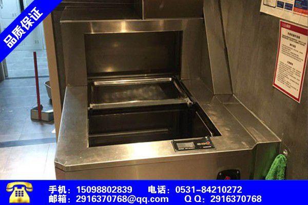 青海海西循环式传菜机检验结果