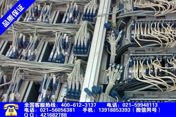 宜昌枝江废电子零件回收值得信赖