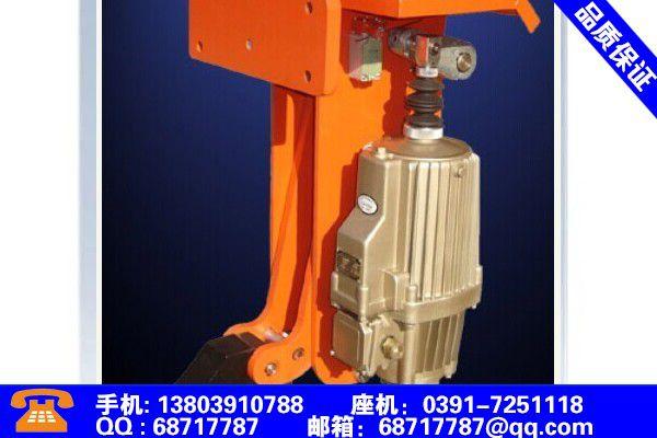 佳木斯前进电力液压制动器什么材质行业发展