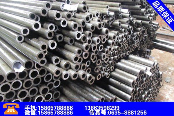 抚州临川光亮精密钢管产品上涨