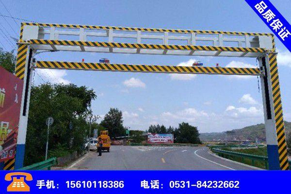 河南信阳道路限高架设置规范行业出炉