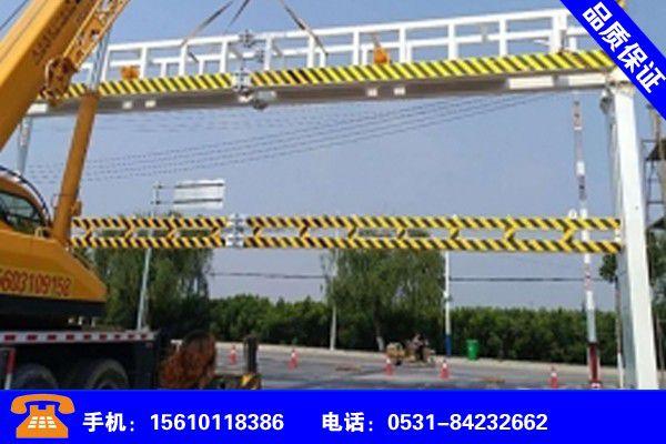 辽宁铁岭道路限高架设置规范品质风险
